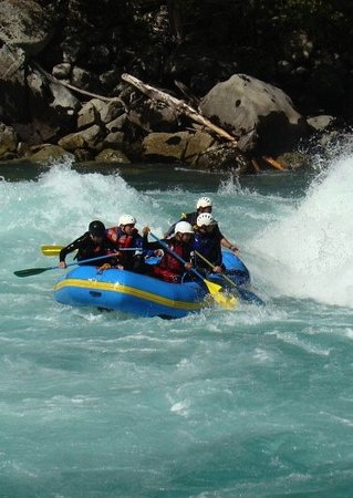Rafting Futa Day Tours