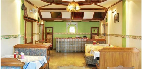 Hotel Bani Park Palace: restra