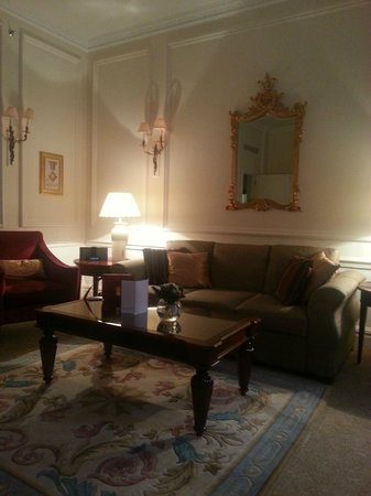 Grand Residences by Marriott - Mayfair-London: Sitting room