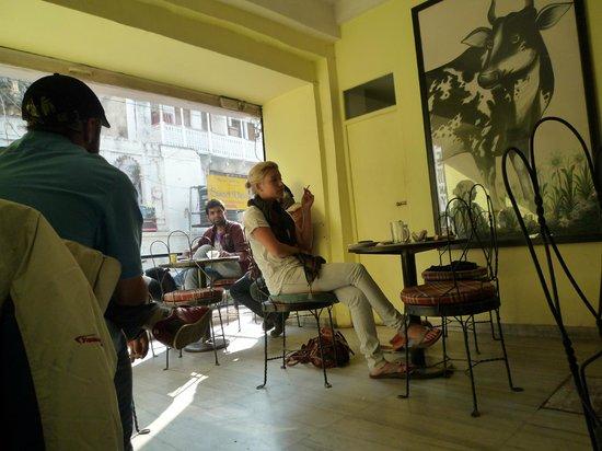 Cafe Edelweiss: rucksacktouris etc