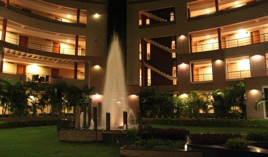 Hotel Malligi:                   HOTEL LAYOUT