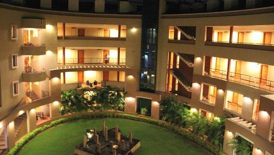 Hotel Malligi:                   LAYOUT