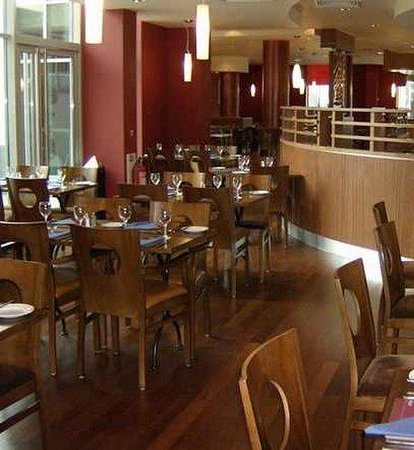 Jurys Inn Plymouth: Restaurant