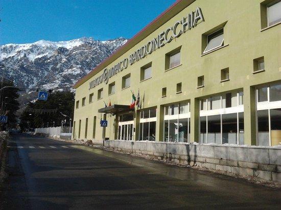 Bagno picture of villaggio olimpico bardonecchia for Villaggio olimpico