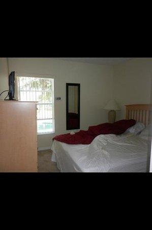 Silver Villas:                   Double bedroom