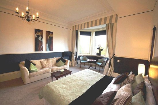 The Craiglands Hotel: Suite