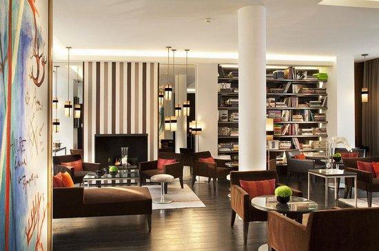 Hotel Le A: Hotel ASalon Bd