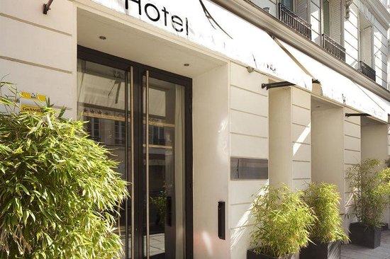 Hotel Le A: Hotel AFacade