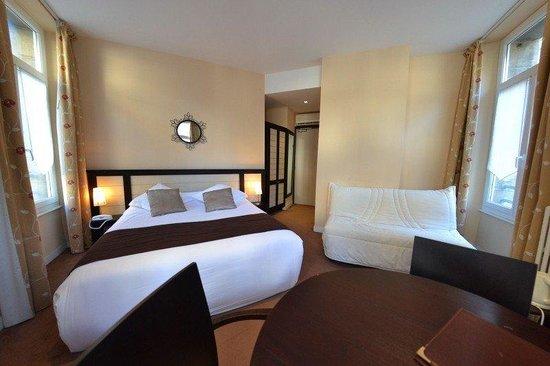Hotel Cartier: Guest room