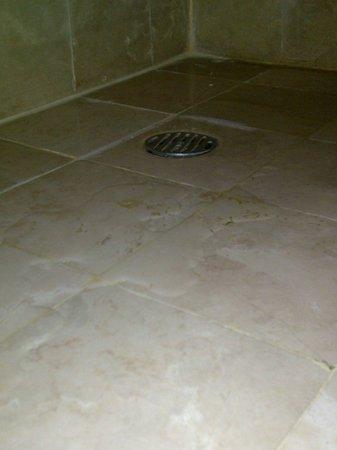 Hotel Horison Semarang : Water leakage