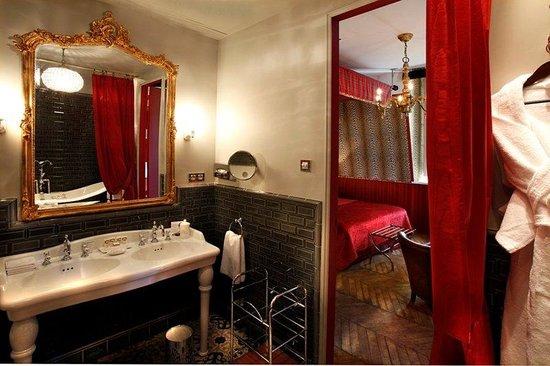 Saint James Paris - Relais et Châteaux: Bathroom