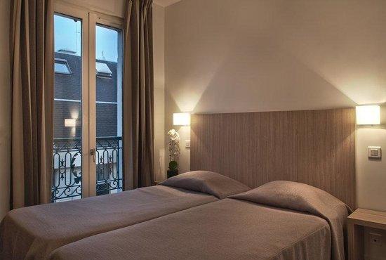 Hotel D'angleterre Etoile : Twin Room