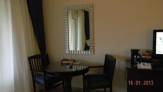 Dreams Palm Beach Punta Cana:                   Our room