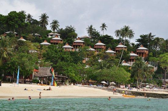 Phi Phi The Beach Resort: hillside resort