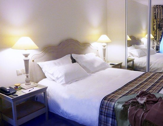 Royal Hotel Paris Champs Elysees : Standard ROH