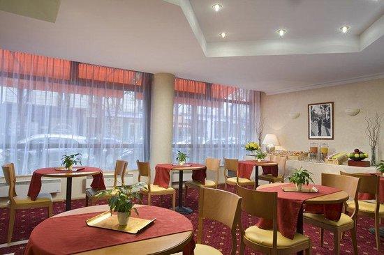 Citadines Bastille Gare de Lyon Paris: Breakfast Lounge
