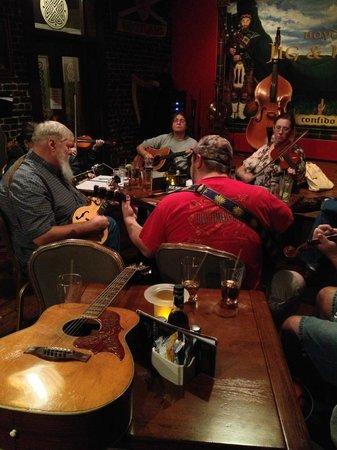 Boyd's Jig and Reel:                                     Hillbilly jams