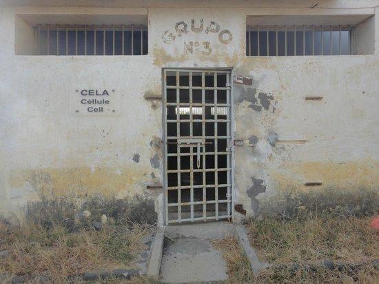 Konzentrationslager Colonia Penal de Tarrafal:                   Campo de Concentração de Tarrafal
