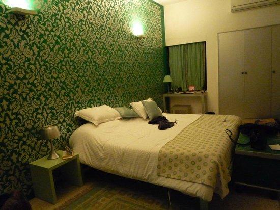 Amarya Villa: Bett Emerald Room