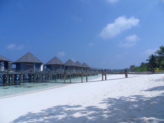 Kuredu Island Resort & Spa:                   vue extérieure