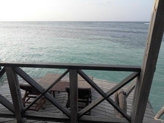 Kuredu Island Resort & Spa:                   de la chambre