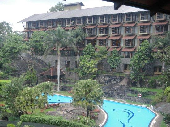Earl's Regency:                   Hotel View