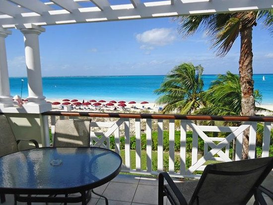 Royal West Indies Resort:                   View from the Captain's Suite