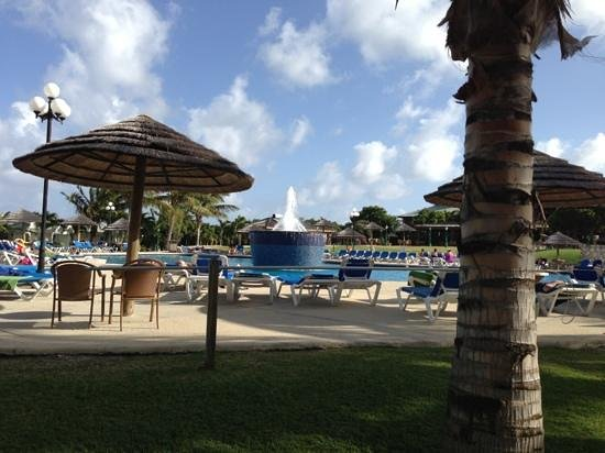 The Verandah Resort & Spa - All Inclusive:                   main pool