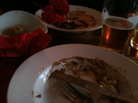 Hootananny Inverness:                   yum!