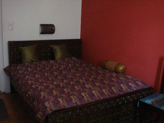 Maharaja Hostel:                   Мой номер