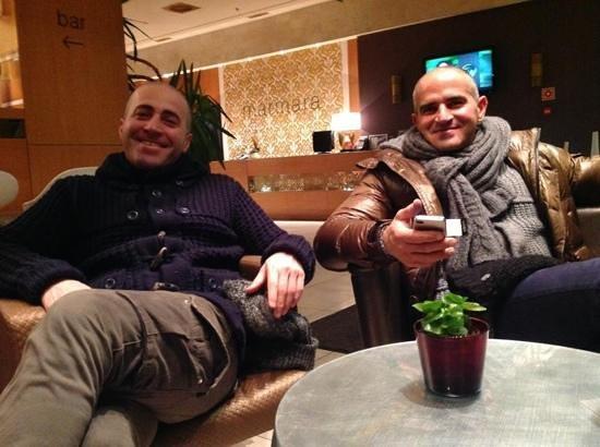 Marmara Hotel Budapest: Gennaio 2013