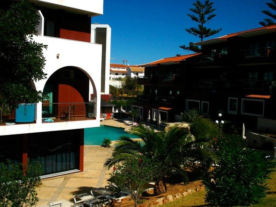 Hotel Topázio:                                     Balconys                                  