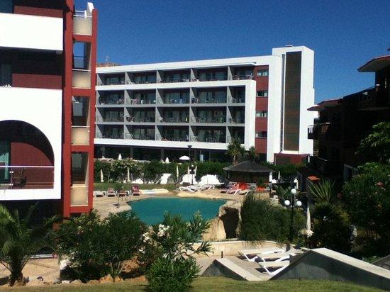 Hotel Topazio:                                     Hotel