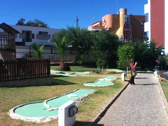 Hotel Topázio:                                     Golf                                  