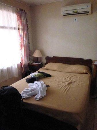 La Choza Inn Hostel : double room