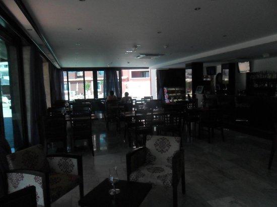 Hotel Topazio:                                     Bar