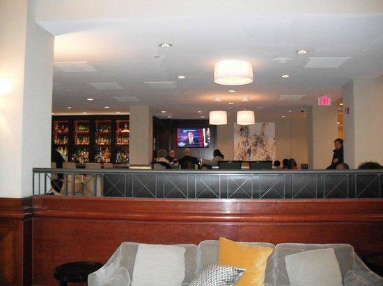 Capital Hilton: Lobby Bar