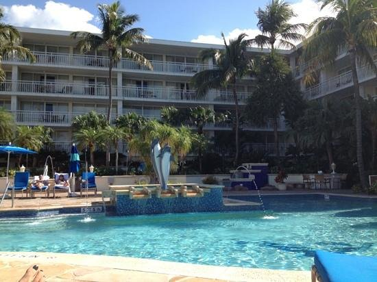 Key Largo Bay Marriott Beach Resort: Pool