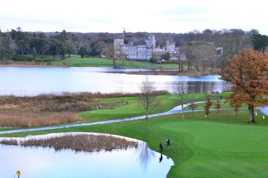 Dromoland Castle Hotel: Hole 7