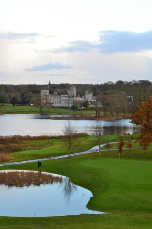 Dromoland Castle Hotel: View from Hole 7