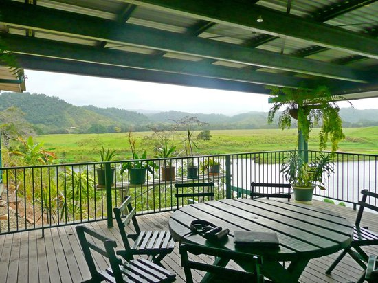 Daintree Riverview Lodges & Camp Ground:                   Unwind at the Daintree Riverview
