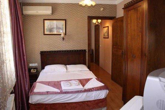 Tashkonak Hotel: Guest room