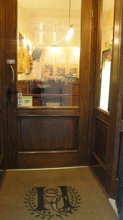 Hotel Santa Croce: Entrata
