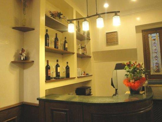 Hotel Santa Croce: Bar / Sala Colazione