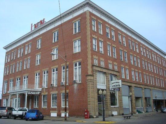 The Lowe Hotel:                   Lowe Hotel