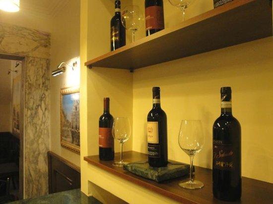 Hotel Santa Croce: Bar