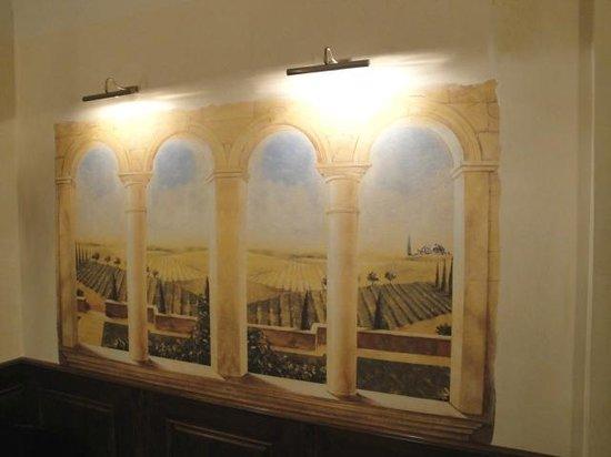 Hotel Santa Croce: Hall