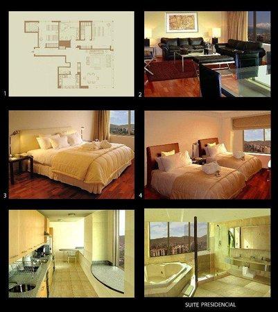 Boulevard Suites: Suite Presidencial