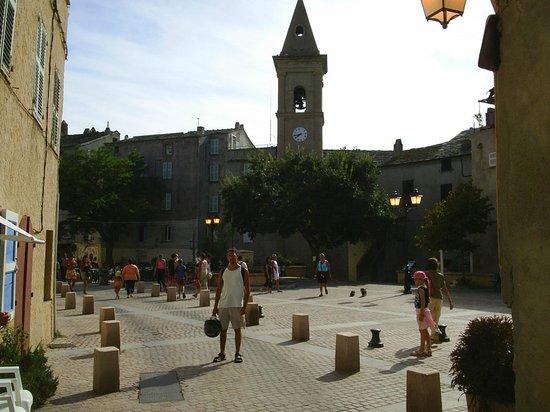 Citadelle Saint Florent : Piazza