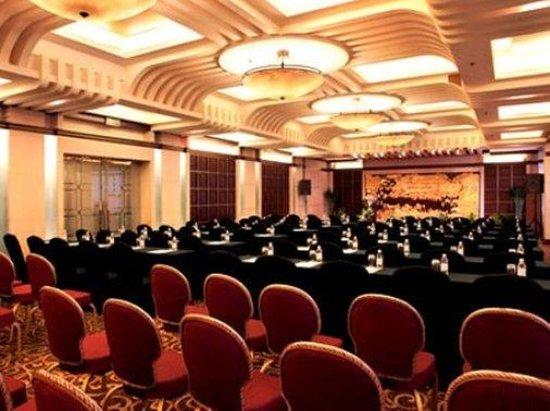 Shanghai Hotel: meeting Room